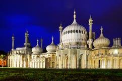 Pavillon royal, Brighton Image libre de droits