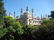 Pavillon royal, Brighton Photos libres de droits