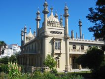 Pavillon royal, Brighton Images libres de droits