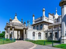 Pavillon royal, Brighton photo libre de droits