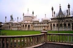 Pavillon royal, Brighton, R-U photo libre de droits
