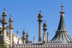 Pavillon royal de Brighton photographie stock libre de droits