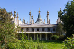 Pavillon royal de Brighton Image libre de droits