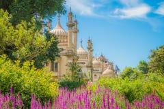 Pavillon royal de Brighton Image stock