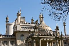 Pavillon royal un jour ensoleillé sans des nuages dans le ciel Images stock