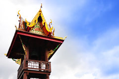 Pavillon thaï Photos stock