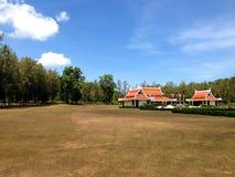 Pavillon thaï Image stock