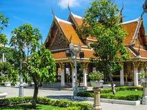 Pavillon thaïlandais de style Photographie stock
