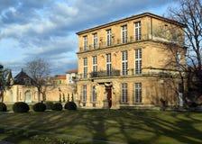 Pavillon Vendome, Aix-en-Provence, Frankrijk stock afbeelding