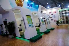 Pavillon von CDRCB, 2013 WCIF Stockfoto