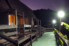 Pavillons Photo stock