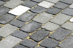 Pavimentação de pedra fotos de stock royalty free