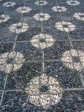 Pavimentação do jardim Imagens de Stock