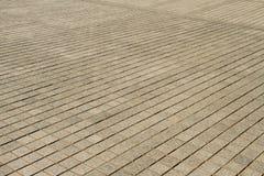 Pavimentação quadrada Imagens de Stock