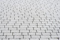 Pavimentación Imagen de archivo