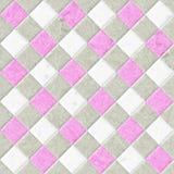 Pavimentación rosada Imagen de archivo libre de regalías