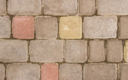 Pavimentar-pedra foto de stock