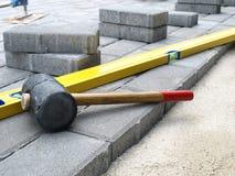 Pavimentazione Fotografie Stock