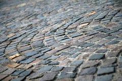 Pavimentazione classica Fotografia Stock Libera da Diritti