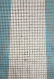 Pavimentazione colorata delle mattonelle Immagine Stock