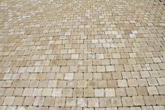Pavimentazione del blocco. Fotografia Stock Libera da Diritti