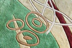 Pavimentazione del tappeto Fotografie Stock Libere da Diritti