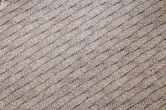 Pavimentazione del tappeto della lana Immagini Stock