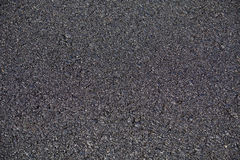 Pavimentazione dell'asfalto sulla strada fotografia stock libera da diritti