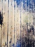 Pavimentazione di legno antica Immagini Stock