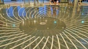Pavimentazione di marmo sbalorditiva Immagine Stock Libera da Diritti