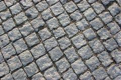 Pavimentazione di pietra Fotografie Stock