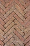 Pavimentazione di strada medievale Fotografie Stock