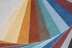 Pavimentazione di Vynil Fotografia Stock