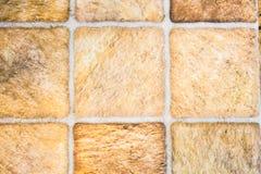 Pavimentazione in piastrelle, fondo delle mattonelle Immagine Stock