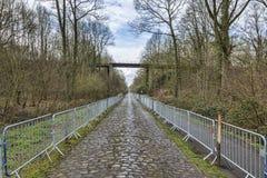 Pavimente el d'Arenberg Fotografía de archivo