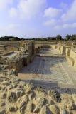 Pavimenti di mosaico delle ville di Romani dell'elite Fotografie Stock Libere da Diritti