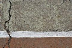 Pavimento asfalto imagen de archivo libre de regalías