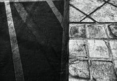 Pavimento astratto Fotografia Stock Libera da Diritti