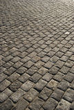 Pavimento cinzento Foto de Stock Royalty Free