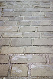 pavimento cinzento das ruas Fotos de Stock Royalty Free