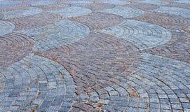 Pavimento Cobbled Imagem de Stock Royalty Free