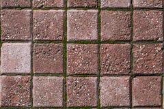 Pavimento colorido, fundo da telha do passeio? Mosaico da textura da estrada Atenas, Grécia fotos de stock royalty free