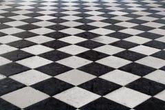 Pavimento coperto di tegoli medioevale Fotografie Stock Libere da Diritti