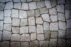 Pavimento da pedra para a textura 1 foto de stock