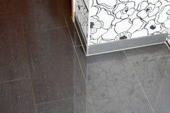 Pavimento dalle mattonelle Immagini Stock