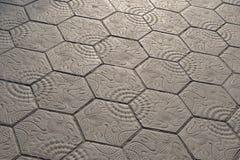 Pavimento de Barcelona Imagem de Stock