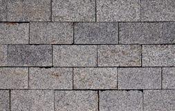Pavimento de los bloques de piedra imagen de archivo libre de regalías