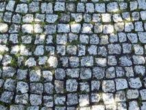 Pavimento de pedra foto de stock royalty free