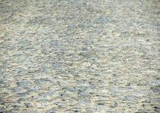 Pavimento de pedra velho Fotos de Stock