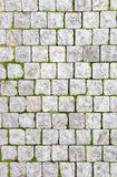 Pavimento de piedra Imagen de archivo